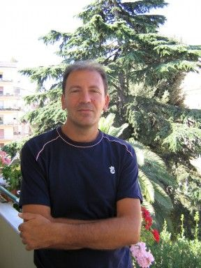 Riccardo Ianniciello, author of Il mio nome è Vento del Nord