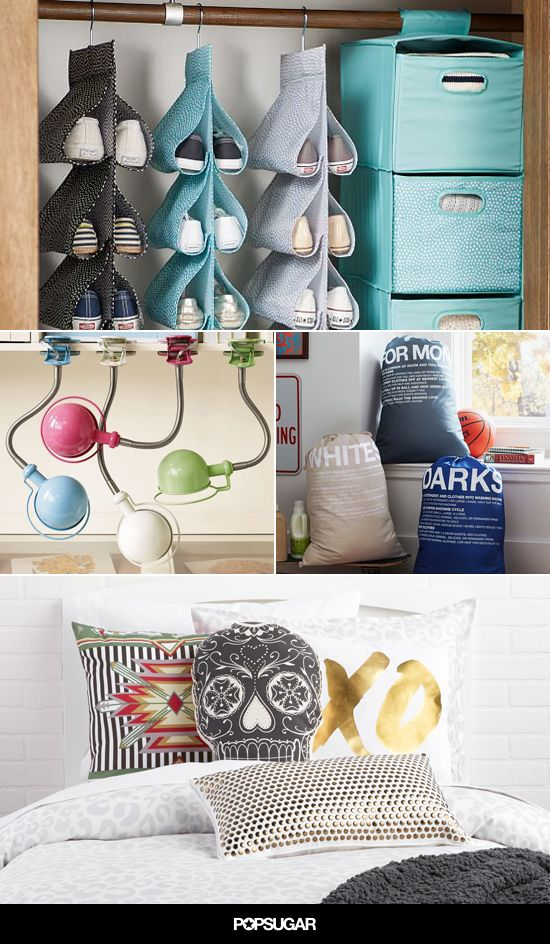 The Dorm-Room Must Haves That Your Kid Actually Wants