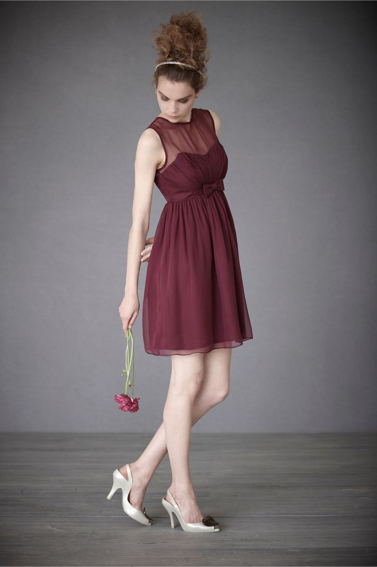 Mmmk, this is the bridesmaids dress as soon as I have boyfriend, he proposes, and I'm planning a wedding. Ha.