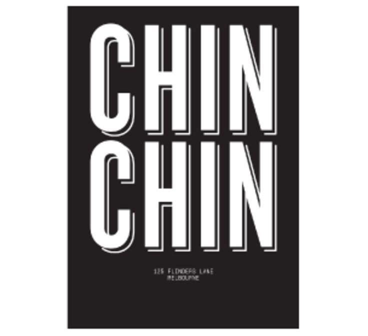 Chin Chin: The Book