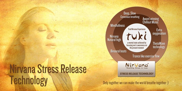 Nirvana Stress release technology  http://nirvana.fitness/