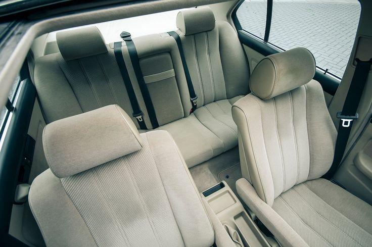 Bmw E34 525i 1990 Interior Rear Seats Classic Bimmers Classic Bimmers Bmw E34