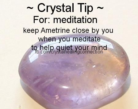 Crystal Know-how