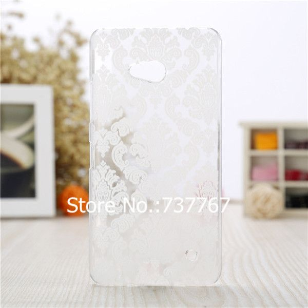 Lumia 540 white colour dress