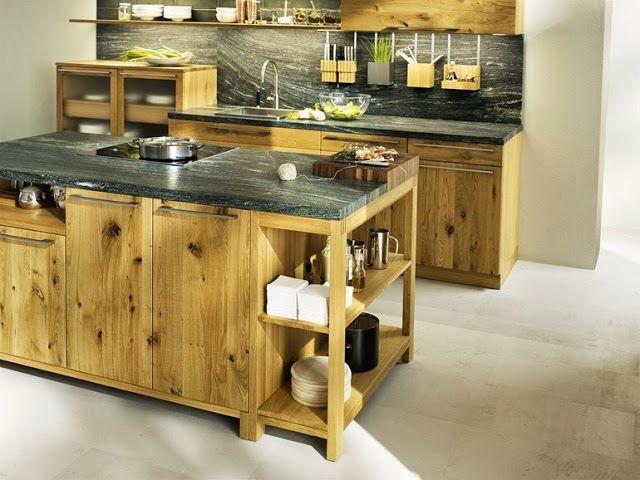 дневник дизайнера: Какая кухня / мебель самая экологически чистая?