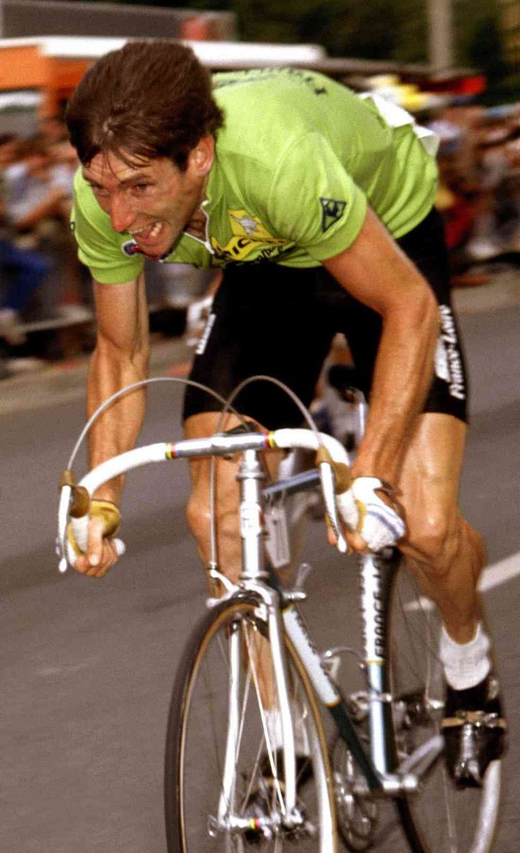 Sean Kelly was one of my early cycling heroes. Sean THE GOD Kelly we used to call him.