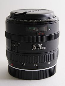 Canon EF lens mount - Wikipedia, the free encyclopedia