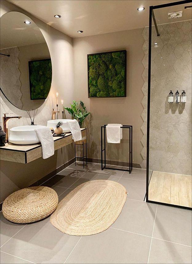 10 Best Simple And Beautiful Small Bathroom Ideas 2020 Beautiful Small Bathrooms Small Bathroom Scandinavian Bathroom Design