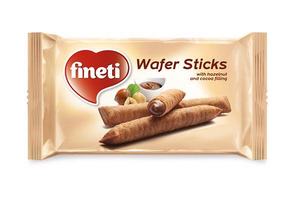 Fineti Wafer Sticks on Behance