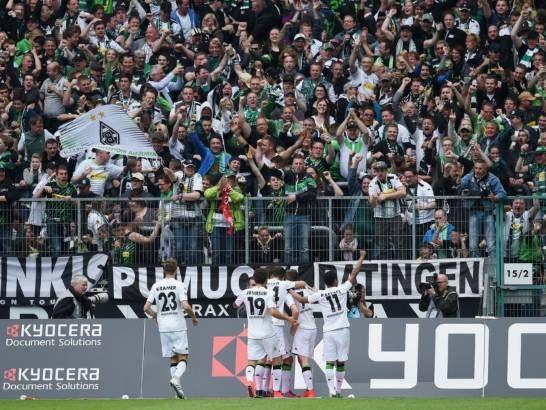 Bor. Mönchengladbach - Bayer 04 Leverkusen 3:0 - Champions League wir kommen!