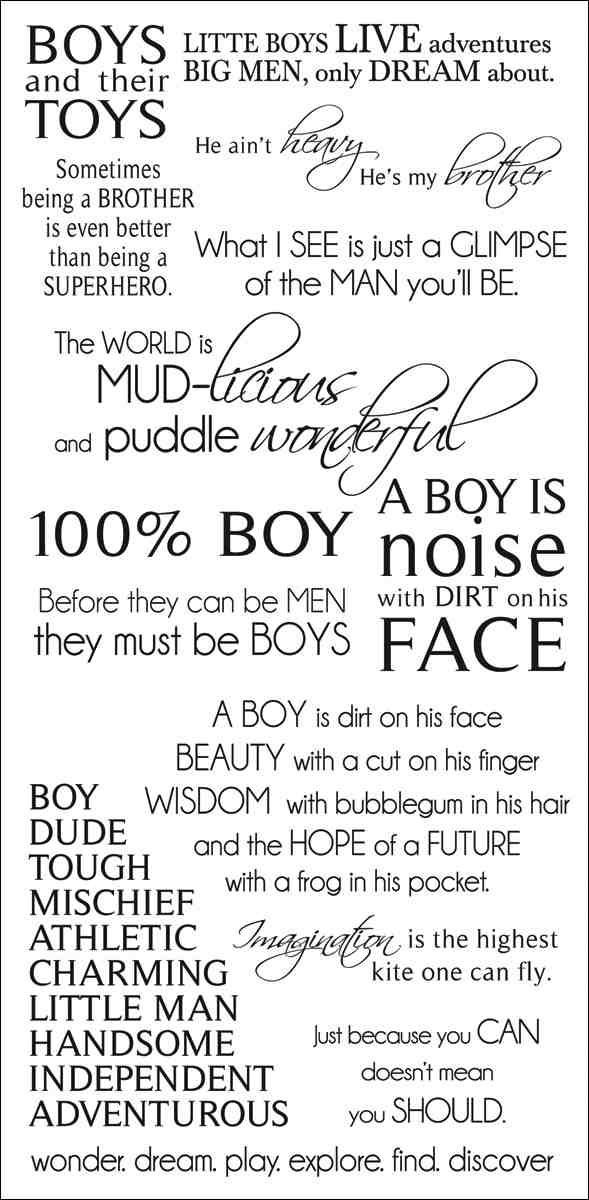 25+ best Quotes About Little Boys on Pinterest | Mother ... | 589 x 1200 jpeg 107kB