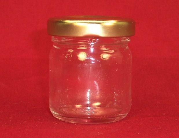 mini jam jar craft ideas pinterest jars masons and. Black Bedroom Furniture Sets. Home Design Ideas