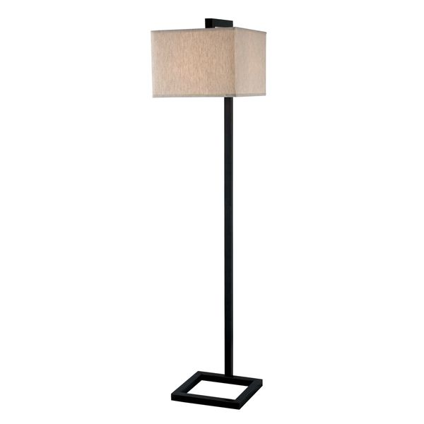 ronson bronze floor lamp