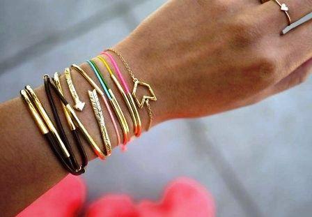 Виды браслетов своими руками (1)