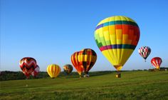 Win a Balloon Safari trip for 2