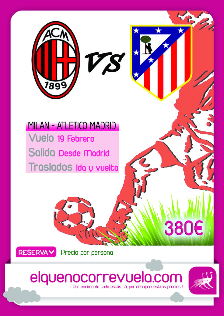 Milan- atlético de Madrid champion ligue
