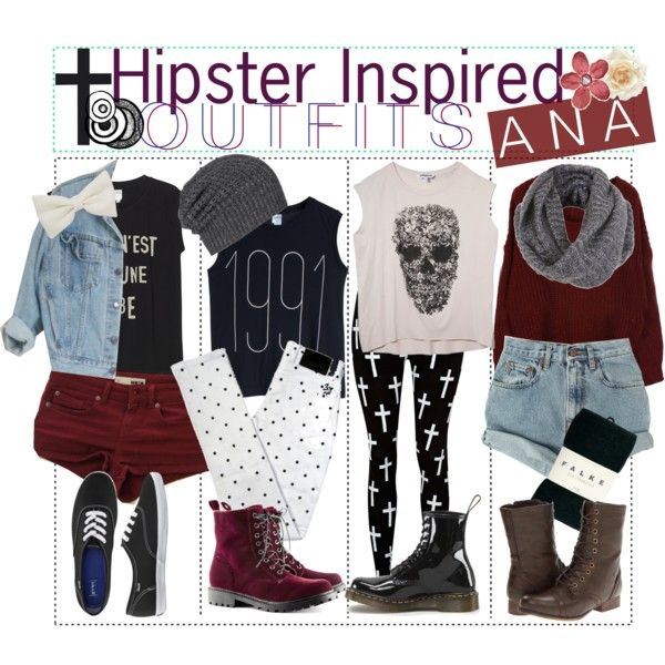 Hipster Girl Outfits Polyvore 17 Best ideas about Hi...