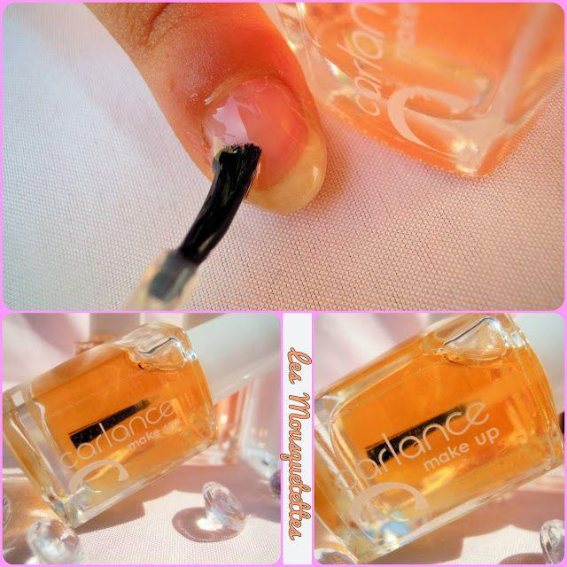 Huile Cuticule - #Carlance - Les Mousquetettes© #vernis #ongles #soins #manucure #beauté #beauty #cosmetiques #cosmetics #huilesoin