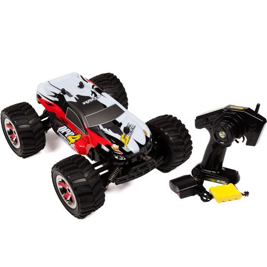 Refurbished Crazy Speeder 2.4GHz 1:14 RTR Electric RC Truck
