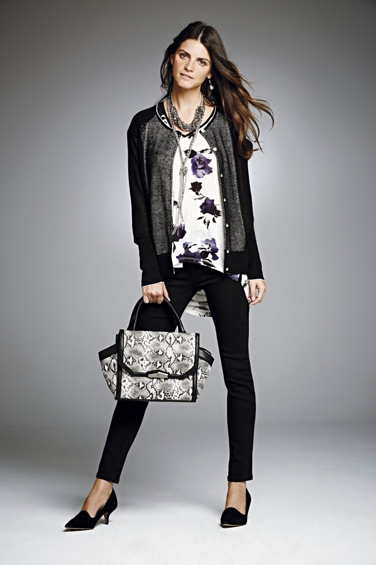 Elevate any look with a structured  handbag. #SimplyVeraVeraWang #Kohls
