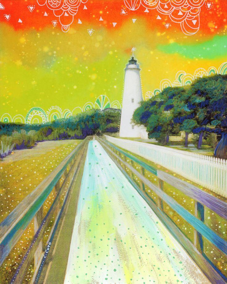 """""""Ocracoke Magic"""""""