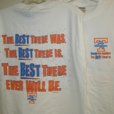 8 best tennessee lady vols images on pinterest tennessee for Pat summitt foundation t shirts