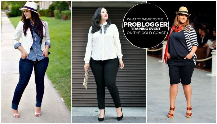 What to wear to the Problogger Training Event on the Gold Coast {Ladies edition}.