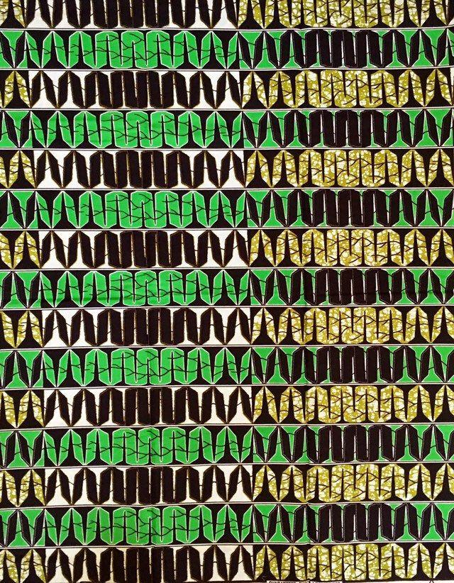 House Of Mami Wata African Print Fabrics African Print Fabric Ankara Brown Green Black Shine Your E African Print Fabric African Wax Print African Print