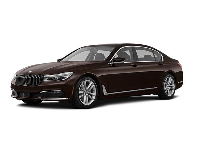 2019 Bmw 750i Sedan Almandine Brown Metallic Bmw Sedan Bmw
