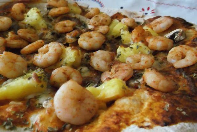 Gosto pelos Sabores: Pizzas de Domingo Gulosas