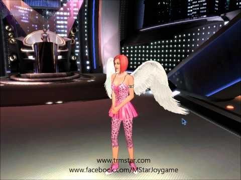 MStar Joygame Melek Kanatları  #dans #dansoyunu #dance #music #mmo #joygame #mstar