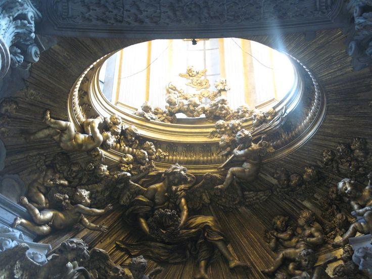 ROMA SANT'ANDREA QUIRINALE 7 by VIRGILE3MBRUNOZZI on DeviantArt