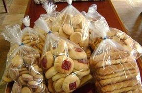 bolachinhas- Biscoitos, 50 tipos