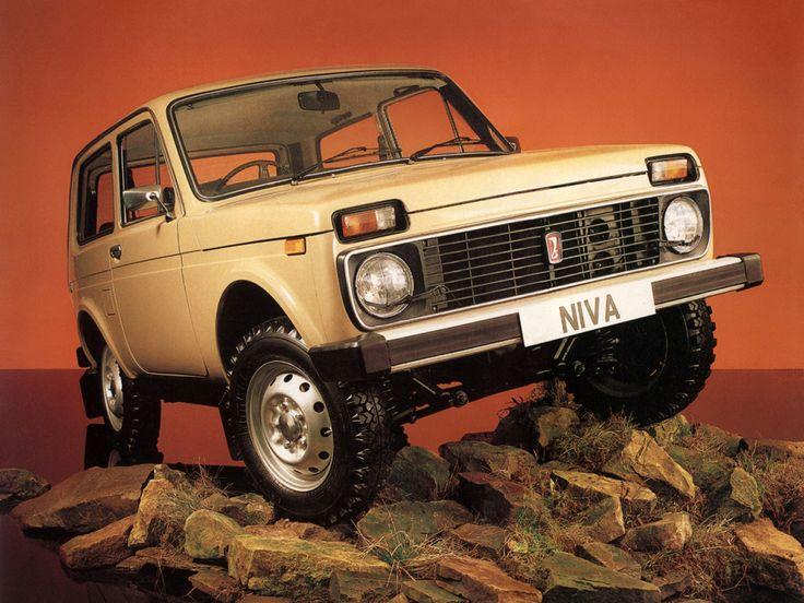 Lada Niva 4WD (21212) '02.1983–09.1995