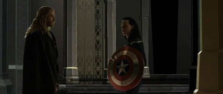 loki dark world | Thor The Dark World: Tom Hiddlestone nel costume di Cap