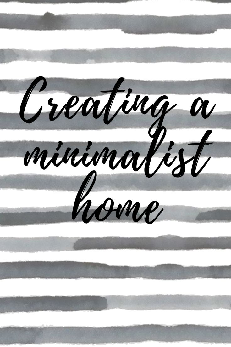Designing a minimalist home can have its challenges. Discover how to overcome them on something simple
