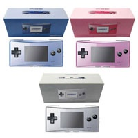 Buy GameBoy Micro Eur.version of GameBoy Advance / Micro at Superufo.com, one of the biggest wholesaler / distributor of Video Game in Asia.