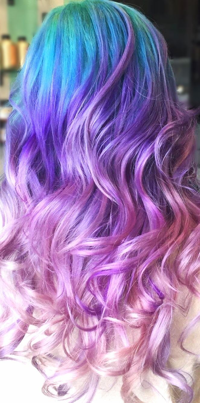 - Creative Hair Color Artistic hair coloring using bold and vibrant colors. For those wanting that unicorn or mermaid hair trend! Consultations are recommended and pricing given in person ONLY. May take multiple applications to achieve desired result.