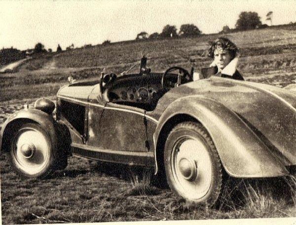 Dad's Adler Roadster Found - http://www.barnfinds.com/dads-adler-roadster-found/