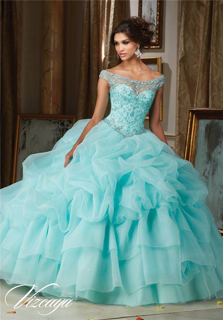 Quinceanera Dresses 2014 Mint Find More Quinc...