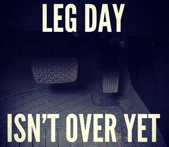 i dont do leg days or arm days or anything but this is hilarious