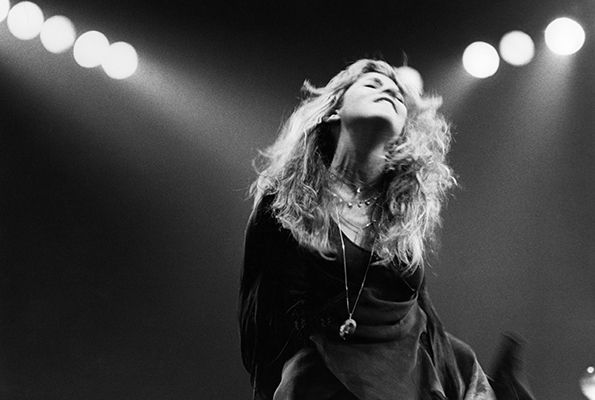 "Stevie Nicks' birthday 5/26 | ""Stevie Nicks' Life in Photos - A celebration of the rock goddess' remarkable five-decade career"" @Rolling Stone"