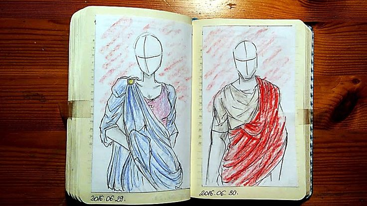 Rome traditional clothing