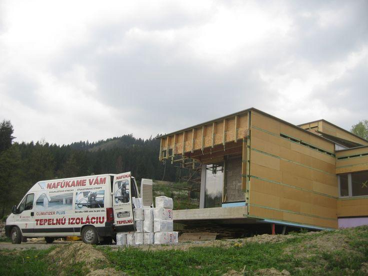 Finalizácia stavby