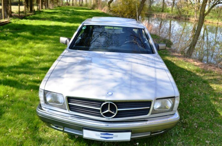 1990 Mercedes-Benz, 420SEC  1990 | MERCEDES 420 SEC Coupé | 126 C | History | First class condition Board with service booklet  The S-Class Coupe 126C of the 80s is already one of the sought-after collectors in the near future. It visually linked the Mercedes-Benz tradition of the 1950s and 1960s with its market positioning and defended its not so small market niche for more than ten years. Their specia ..  http://www.collectioncar.com/detailed.php?ad=66150&category_id=1