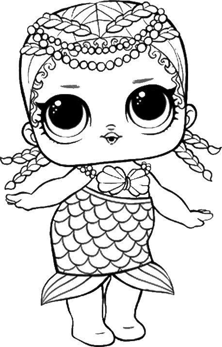 Pin by Paris Green on lol doll obsession | Mermaid ...