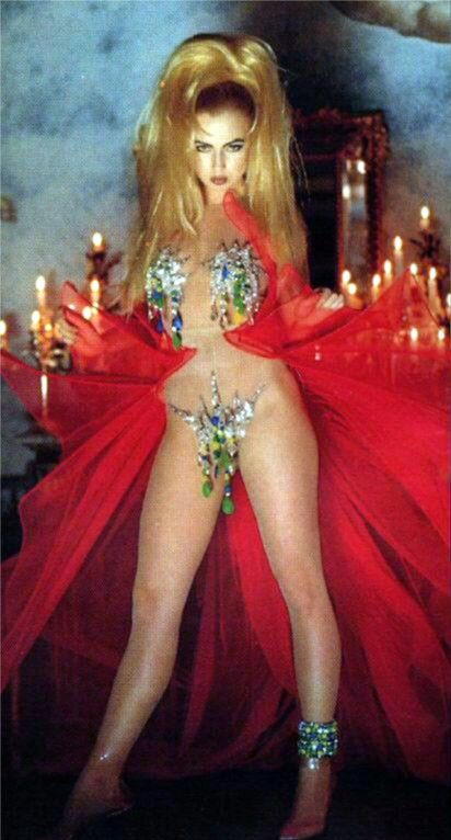 Traci Lords | Thierry Mugler | Pinterest