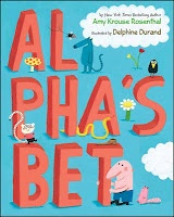 Al Pha's Bet  Good for text to self connections.: Delphin Durand, Phas Betamazonbook, Books Worth, Alphabet Books, Pha Bet, Al Phas, Amy Krous, Children Books, Krous Rosenth
