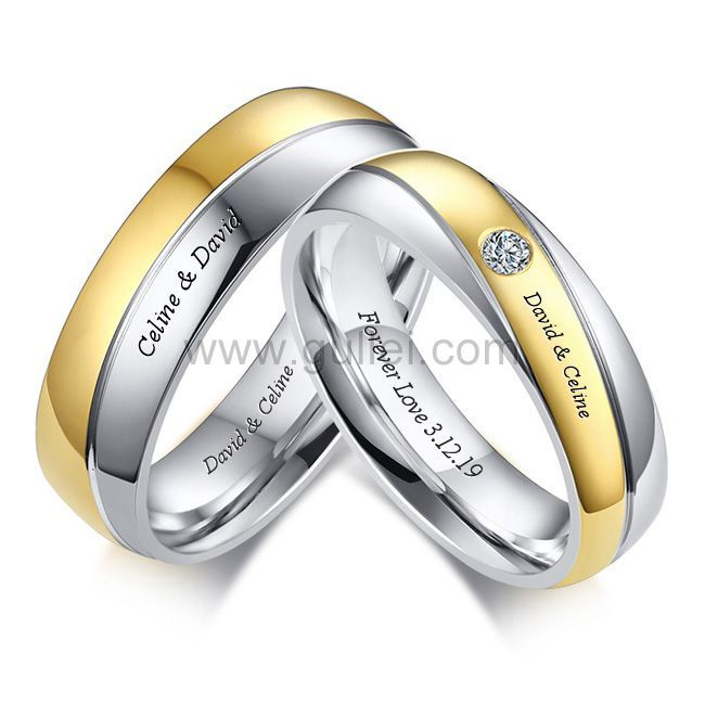 Matching Titanium Engagement Rings For Him And Her Titanium Engagement Rings Engagement Ring For Him Engagement Rings