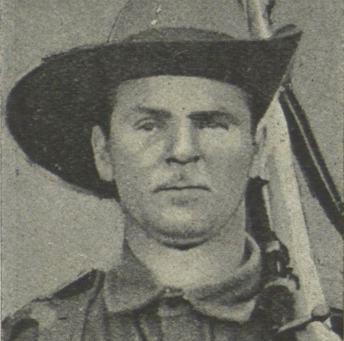 World War One – Parramatta Soldiers – Robert Henry Wilson Bethke